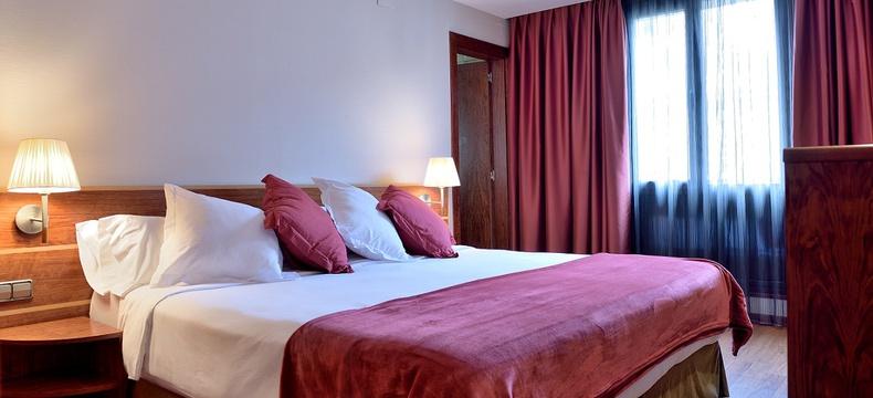 HABITACIÓN DOBLE DELUXE Hotel HLG CityPark Pelayo