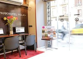 Internet corner Hotel HLG CityPark Pelayo